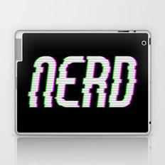 NERD GLITCH TEXT Laptop & iPad Skin