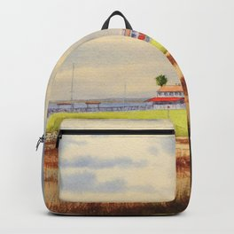 Harbor Town Golf Course SC Backpack
