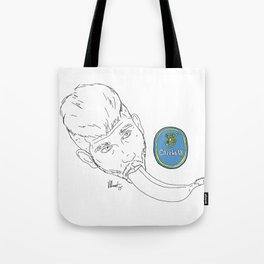Cheekyta / Cheeky Banana Tote Bag