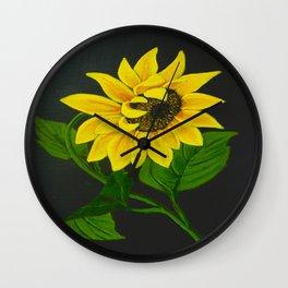 Gracefull Wall Clock