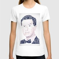 stephen king T-shirts featuring Stephen Colbert by Virtual Window