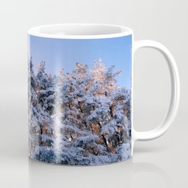 Winter Panorama Coffee Mug