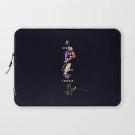 KobeBryant Quotes Laptop Sleeve