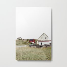 Newfoundland Metal Print