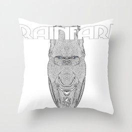 The Eyes Have it.  Throw Pillow