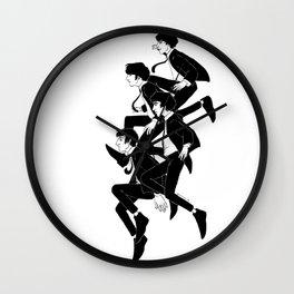 Hard Day's Night Wall Clock