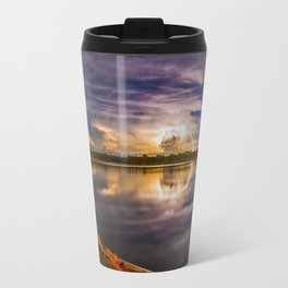 Lightening and Stars - a perfect combination Travel Mug