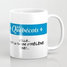 Québécois Coffee Mug