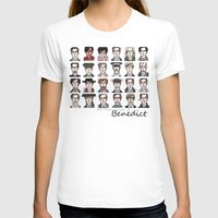 actor T-shirts featuring Benedict the Actor by enerjax