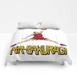 """Air Sakuragi"" Slam Dunk Anime Creative Design Comforters"