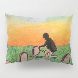 Mourning Marine Pillow Sham
