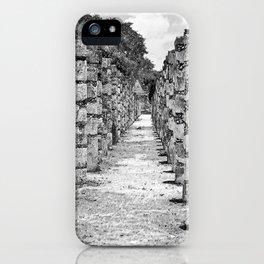 1000 Columns iPhone Case