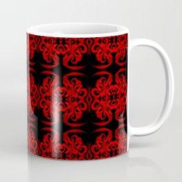 Baroque Red Coffee Mug
