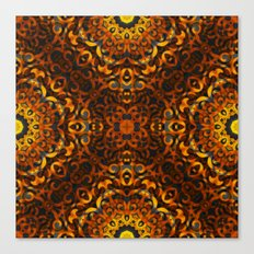 Baroque Style G82 Canvas Print