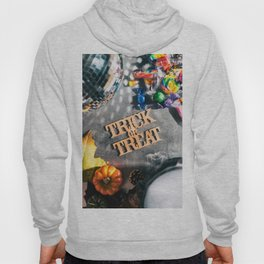 Halloween: Trick Or Treat For Autumn Fun Hoody