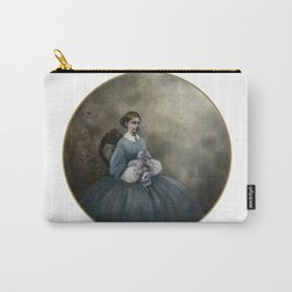 Catlady Carry-All Pouch