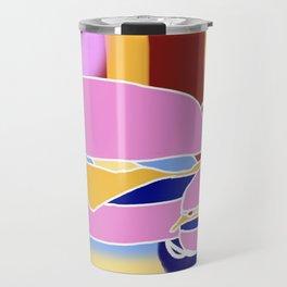 Extra Cheese Travel Mug