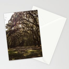 Tree Tunnel Stationery Cards