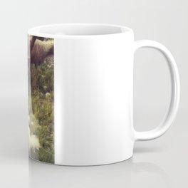 Herding dog, female, south of Israel, scaned sx-70 Polaroid Coffee Mug