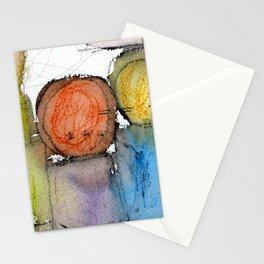 Megalithic Grave II Stationery Cards