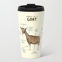 Anatomy of a Goat Travel Mug