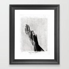World Without End Framed Art Print