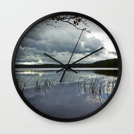 Loch Garten, Scotland.  Wall Clock