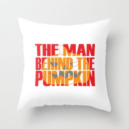 Freaky and trendy tee this Halloween? Check out this horrifying and scary tee design for you!   Throw Pillow
