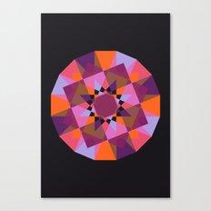 Mandaliscope 2 Canvas Print