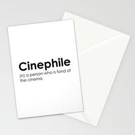 cinephile Stationery Cards