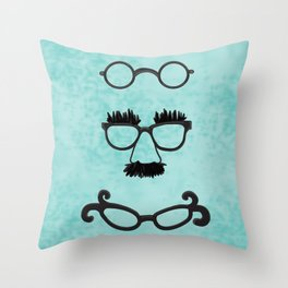 I Can See Clearly Now Throw Pillow