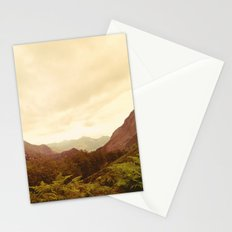 mountains (02) Stationery Cards