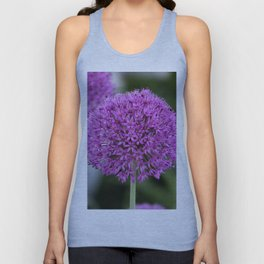 Giant Allium Unisex Tank Top