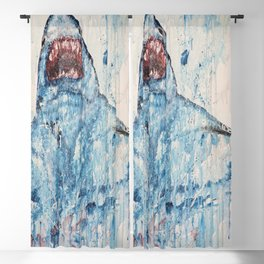 Shark Blackout Curtain
