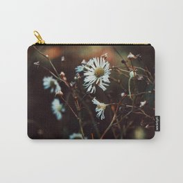 Daisies n Sunset Carry-All Pouch