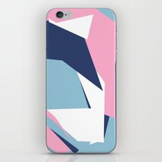 Dow Map Pink iPhone & iPod Skin