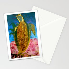 Corn Maiden Stationery Cards