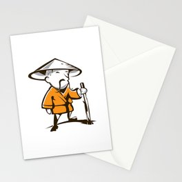 Old monk Stationery Cards
