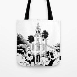 Nagasaki - Oura Church Tote Bag