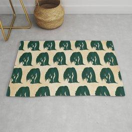 Kelpie Pattern Rug