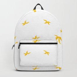 Banana Peel Pattern Backpack