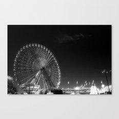 State Fair of Texas Ferris Wheel Canvas Print