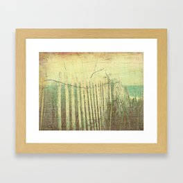 Briny Framed Art Print