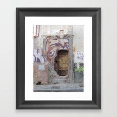 Come On In Framed Art Print