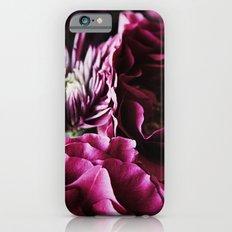 Pink Flowers iPhone 6s Slim Case