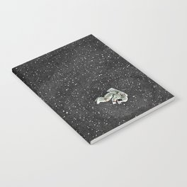 ALONE AT NIGHT Notebook