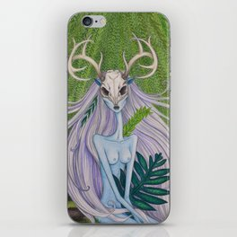 Willow iPhone Skin