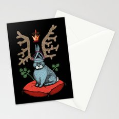 King of Fools 2 (Blue Rabbit) Stationery Cards