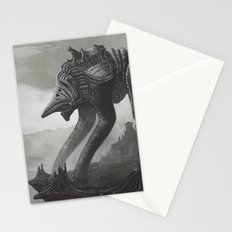 Alien Scout Stationery Cards