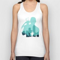 zombies Tank Tops featuring Sniping Zombies!!! by Foffo